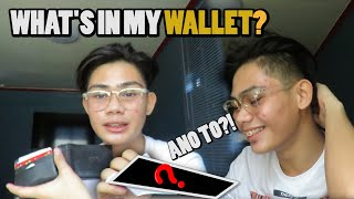 WHAT'S IN MY WALLET? (ANO TONG…