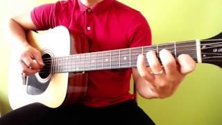 Lost Stars - Adam Levine (Begin Again) - Beginner Fingerstyle Song Arrangement