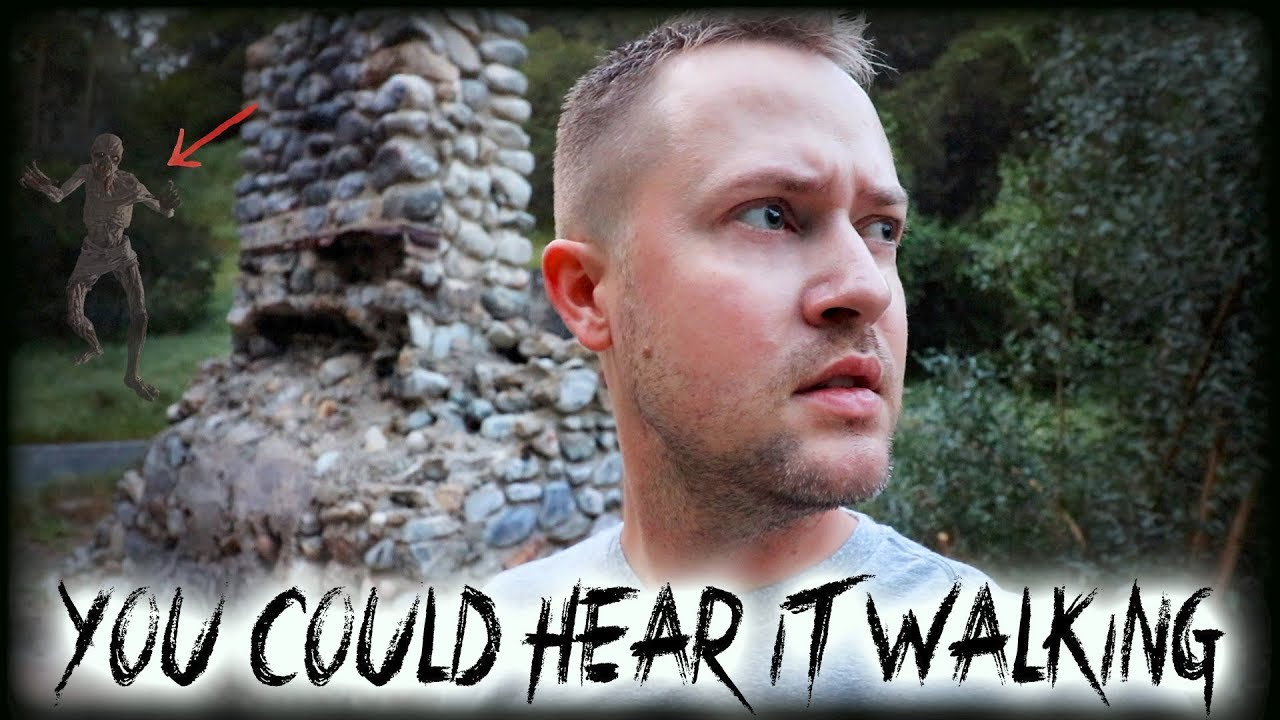 YOU COULD HEAR IT WALKING!!   Thompson Creek Woods   Paranormal Investigation   Part 1   MichaelScot by: MichaelScot
