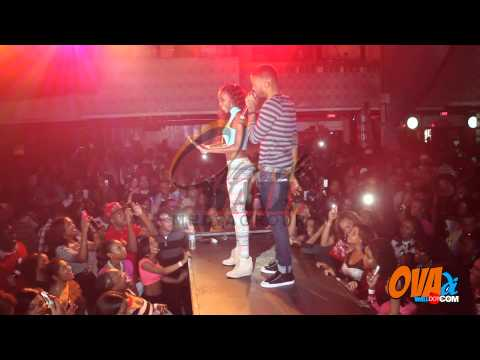 Konshens Live in Atlanta March 2013