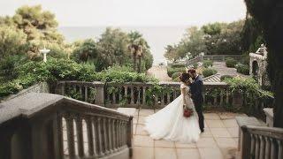 Свадьба в итальянском стиле Андрея и Екатерины в Крыму