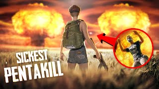 SICKEST PENTAKILL !!!!! | Best PUBG Moments and Funny Highlights - Ep. 542