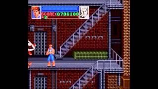 Super Double Dragon (SNES) - Longplay