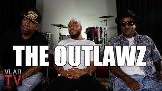 "Edi (Outlawz) on 2Pac Challenging BD's in Chicago for Killing ""Yummy"" Sandifer"