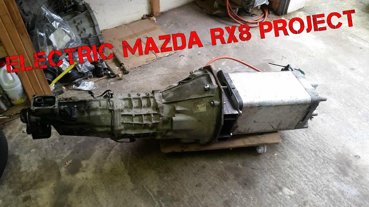 Mazda RX8 EV Conversion Mini Series 02