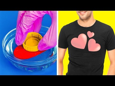20 TIPS TO TRANSFORM YOUR CLOTHES TO BRIGHT SIDE