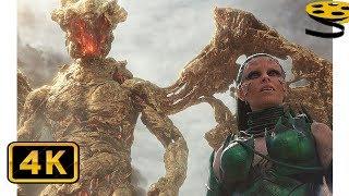 Могучие Рейнджеры против Голдара (Часть 2) | Могучие рейнджеры (2017) 4K ULTRA HD