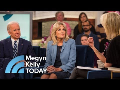 Joe And Jill Biden On Their Son Beau's Cancer Diagnosis: We Always Had Hope | Megyn Kelly TODAY