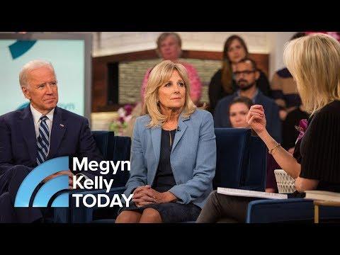 Joe And Jill Biden On Their Son Beau's Cancer Diagnosis: We Always Had Hope   Megyn Kelly TODAY