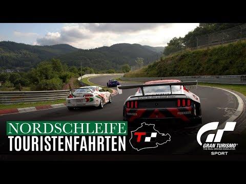 Capoe - Gran Turismo Sport - Nurburgring Nordschleife Touristenfahrten