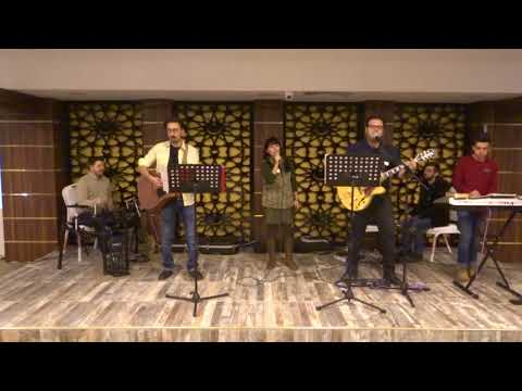 پرستش کلیسای ایرانیان کایسری 12/10/2017