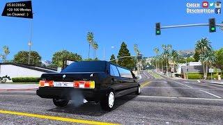 Tofaş Doğan S Limousine 1.0 - GTA WORLD YT +20 600 MOVIES | GTA MOD