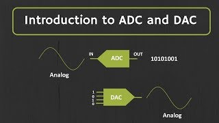 Introduction to ADC and DAC