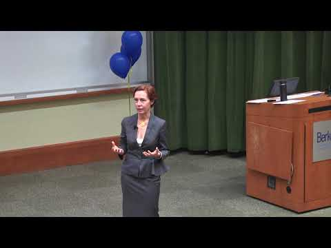 Larissa Roesch, VP at Dodge & Cox​, keynote speaker, Berkeley Haas Women in Leadership 2018