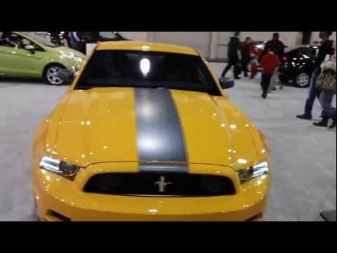 2013 Mustang Boss 302 Laguna Seca Edition!!!