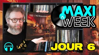 "MAXI WEEK Jour 6 ▶️ Toto, ""I Will Remember (Radio Edit)"" 