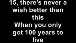 100 Years - Five For Fighting (Lyrics)