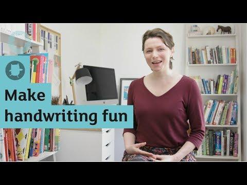 Make Handwriting Fun | Oxford Owl