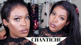 Sexy Ponytail Secret |  Quick & Easy 360 Lace Frontal Wig Install | chantiche.com