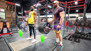 Working Out With Bradley Martyn! Hardest Back Day Ever!