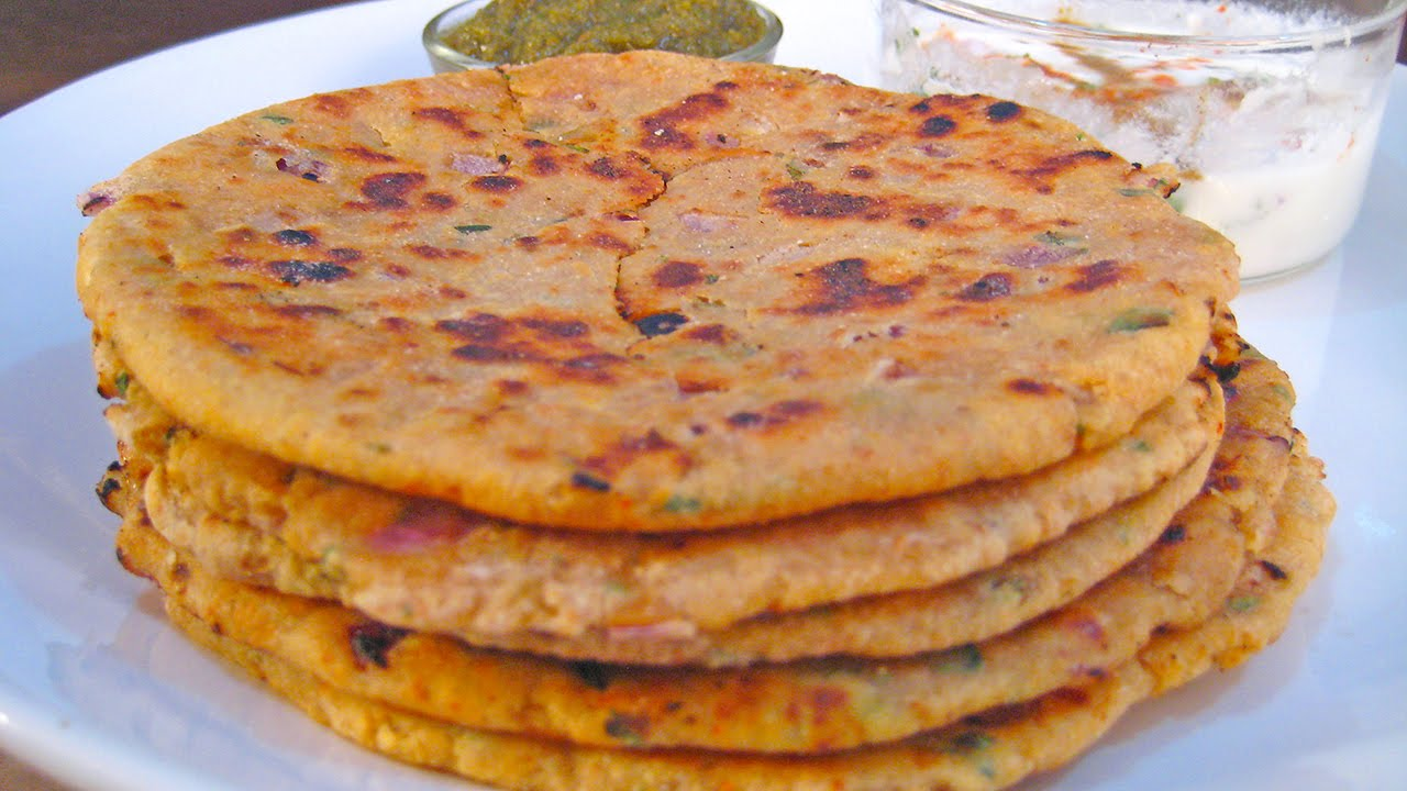 Missi roti recipe from north indian cuisine by sonia goyal ekunji missi roti recipe from north indian cuisine by sonia goyal ekunji youtube forumfinder Image collections