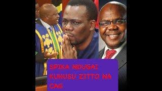 Mapya ya Spika Ndugai Kuhusu CAG |  Zitto Anang'ang'ania Kuwa Mwenyekiti