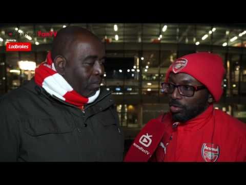 Arsenal 1 Leicester City 0 | FAKE NEWS!!! (TY Hammers The Trolls)