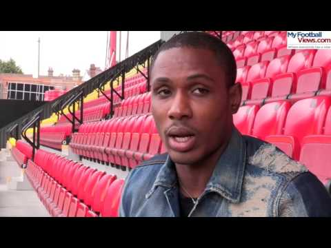 Odion Ighalo on his journey from Africa to  the Premier League