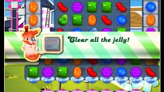 Candy Crush Saga Level 244 walkthrough (no boosters)