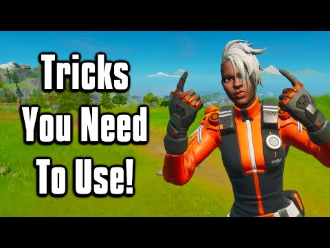 Pro Building & Editing Techniques You NEED To Know! - Fortnite Battle Royale
