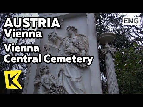 【K】Austria Travel-Vienna[오스트리아 여행-빈]천재 음악가들이 잠든 시립중앙묘지/Zentralfriedhof/Mozart/Beethoven/Johann