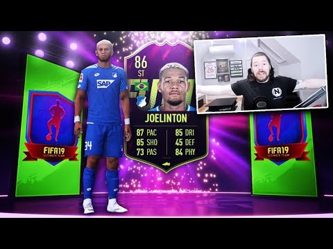 INSANE VALUE!! 86 RATED FUTURE STARS JOELINTON SBC! - FIFA 19 Ultimate Team