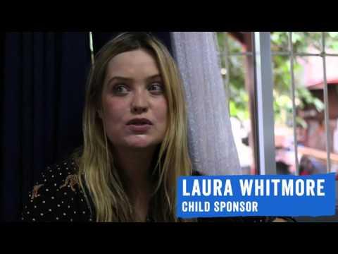 Laura Whitmore Meets Aiel Joy