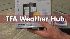 Reptil TV - Technik - TFA Weather Hub