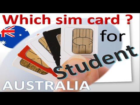 Best Sim Card & Phone Plans For International Student In Australia | Australia Hindi  Vloger