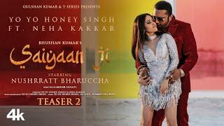 Saiyaan Ji Teaser2 ► Yo Yo Honey Singh, Neha Kakkar | Nushrratt Bharuccha | Bhushan Kumar|Out 27 Jan