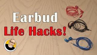 Video Earbud Life Hacks! download MP3, 3GP, MP4, WEBM, AVI, FLV Juli 2018