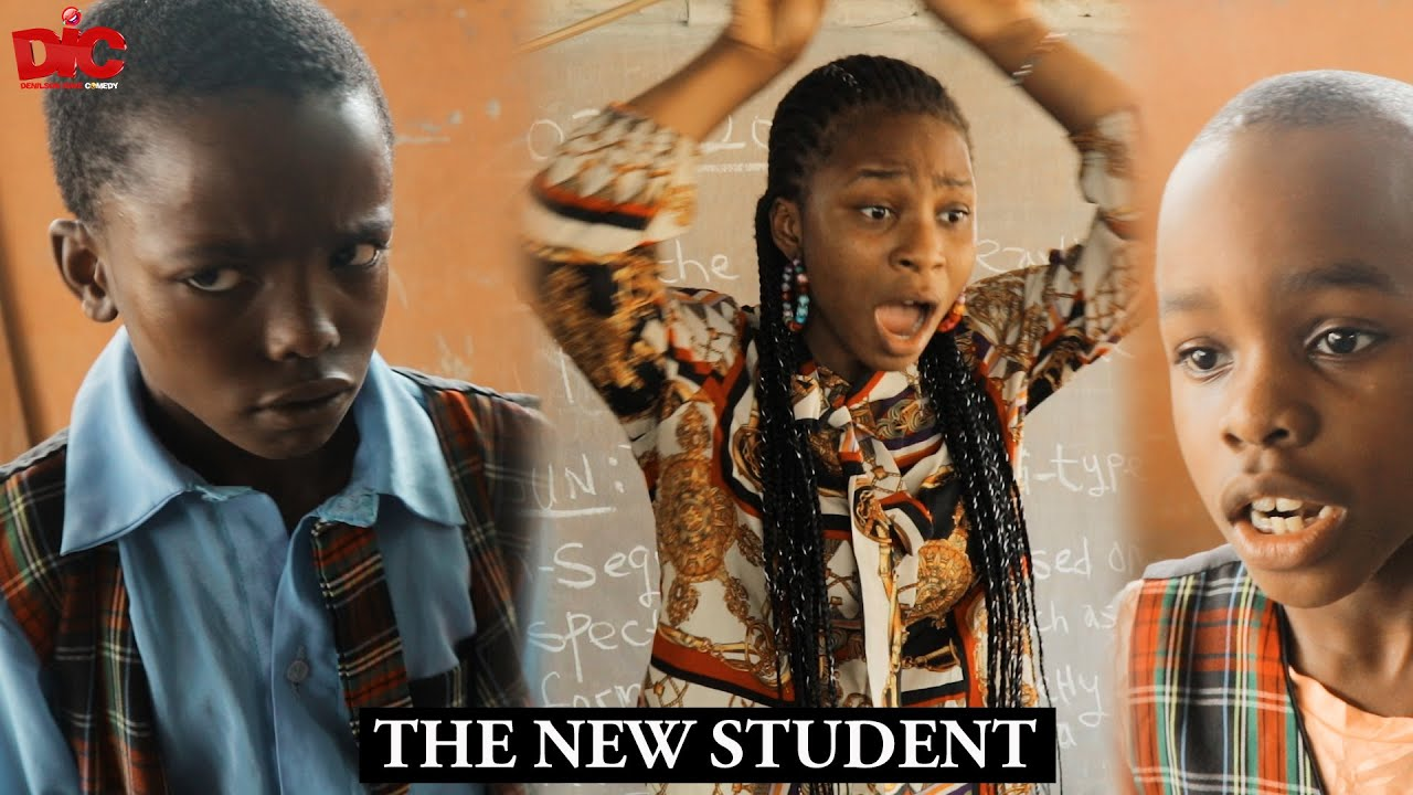 Download The new student - Denilson Igwe Comedy