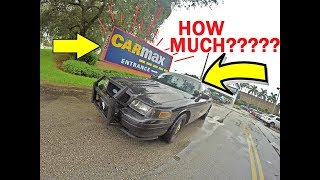 SAY WHAT?!? You Wont Believe How Much CARMAX Offered Me For My Crown Victoria!! Doug Demuro Style