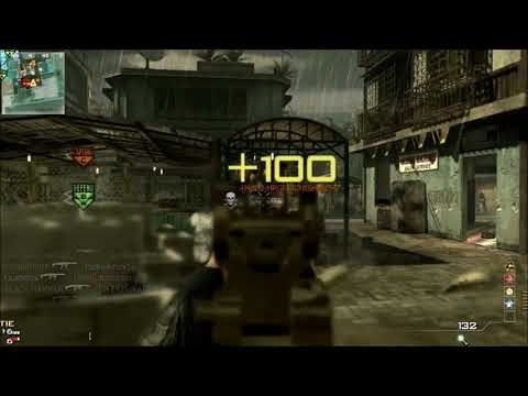 MW3: *SOLO* 54 Second Moab on Bootleg...