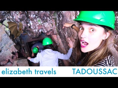 Exploring Caves And Whale Watching In Tadoussac | QUEBEC