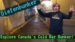 Diefenbunker - Ottawa - Canada's Cold War Museum and Underground Bunker