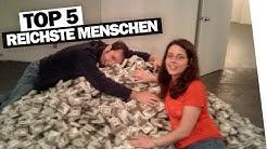 Top 5: STINKREICH! 🤑 Die reichsten Menschen der Welt!