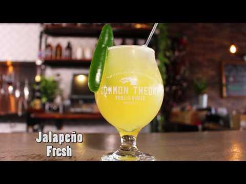 Thirsty Thursday: Jalapeño Fresh at Common Theory