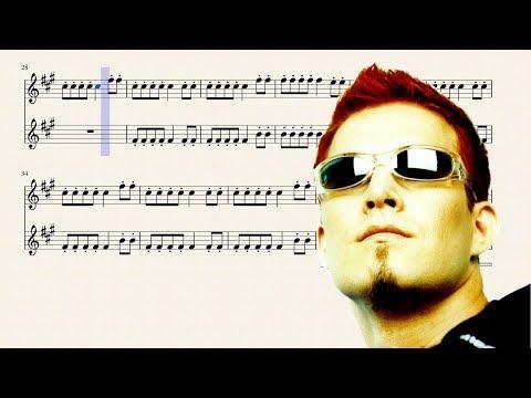 Darude Sandstorm for Bb Trumpet (Duet)