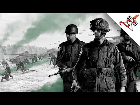 Company of Heroes 2: Ardennes Assault - Marche | Campaign [Hard/HD/1080] |