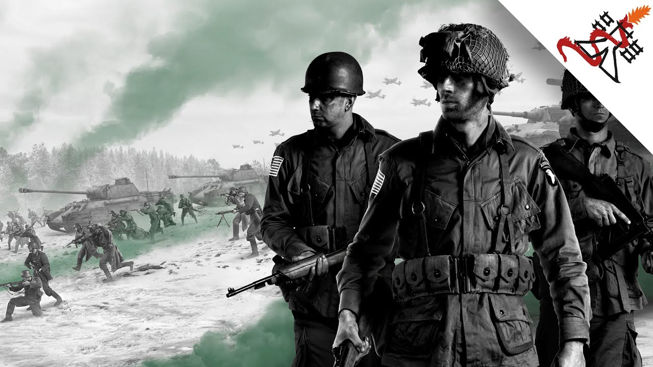 Company Of Heroes 2 Ardennes Assault Marche Campaign Hard Hd