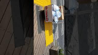 리어커 도시락 나누기 러브네이버 함밥 박덕기목사