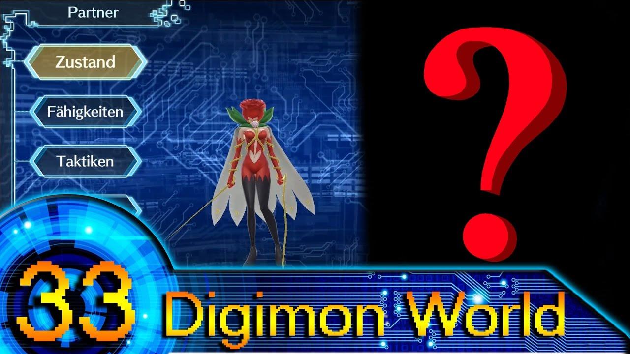 Digimon World Next Order Digitation