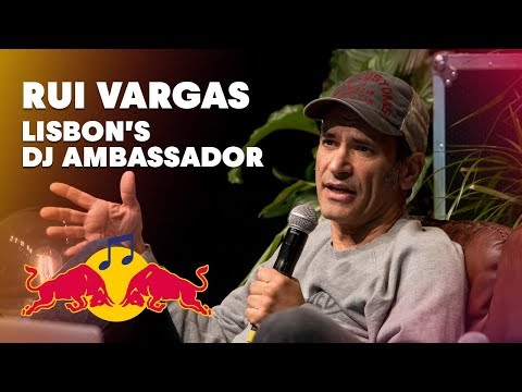 Rui Vargas Lecture (Lisbon 2018) | Red Bull Music Academy